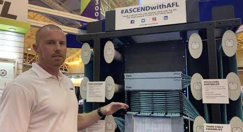 Will is talking ASCEND™ Solution at Cable-Tec