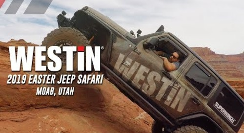 Westin 2019 Easter Jeep Safari