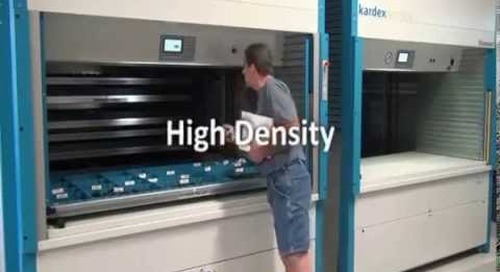 AS-RS Storage Towers | Vertical Storage Machines That Save Space