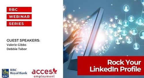 Rock Your LinkedIn Profile
