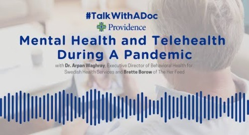 TWAD - Mental Health and Telehealth During a Pandemic