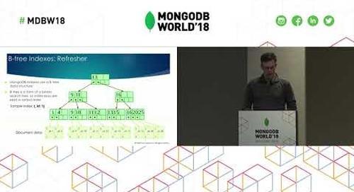 MongoDB for High Volume Time Series Data Streams