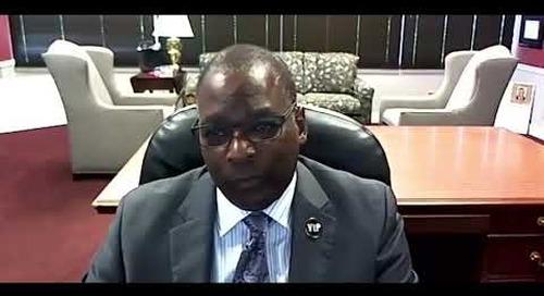 Victory in Progress Pin | Dr. Curtis Jones clip