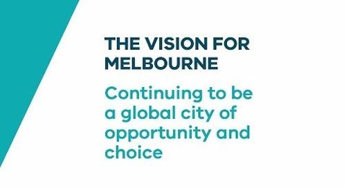 Plan Melbourne - Melbourne's metropolitan planning strategy