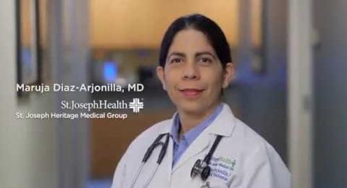 Endocrinology featuring Maruja Diaz-Arjonilla, MD