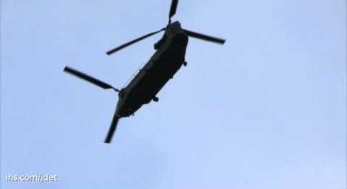RIAT 2015 RAF Boeing Chinook HC.4
