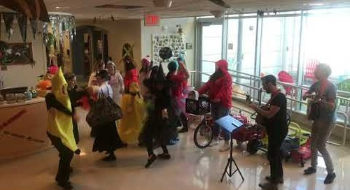 PHC Dance off Sacred Heart Children's Hospital, Family Support Services