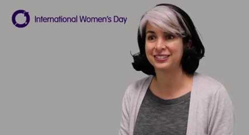International Women's Day series- Brenda Zurita #BalanceforBetter