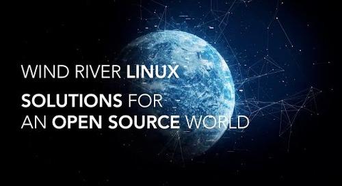 Industry Leaders Choose Wind River Linux