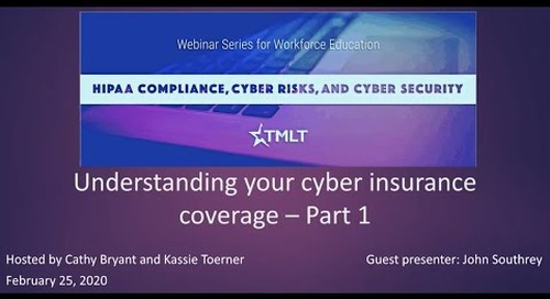 Cyber insurance, Part 1: Understanding your coverage