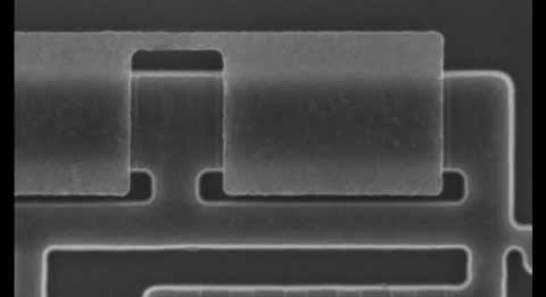 ZEISS ATLAS for FE-SEM and FIB-SEM - 65 nm Integrated Circuit (Acid-etched)