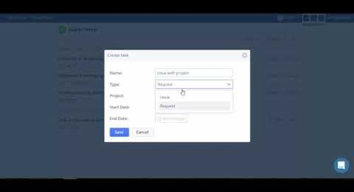 How to manage your project activities by using Guest Portal —  Easy Projects Training