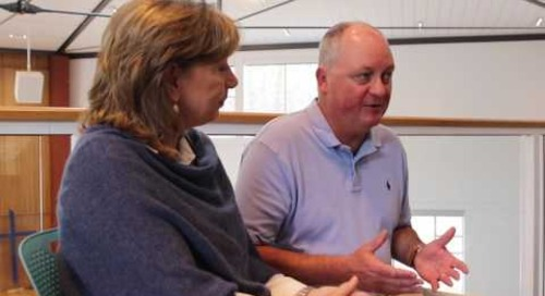 Why Give? Sandy and David Kennedy