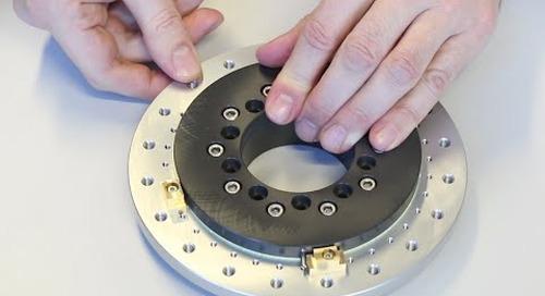 Look Inside: PRT Slewing Ring Bearings