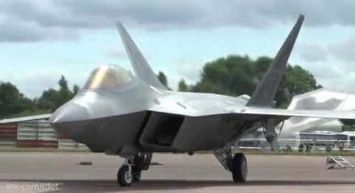 Farnborough Airshow 2016: Alan Norman Chief Test Pilot, F-35 Programme talks about testing of 5th Ge