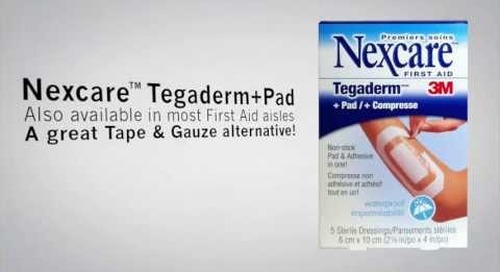Nexcare™ Tegaderm™ Transparent Dressing