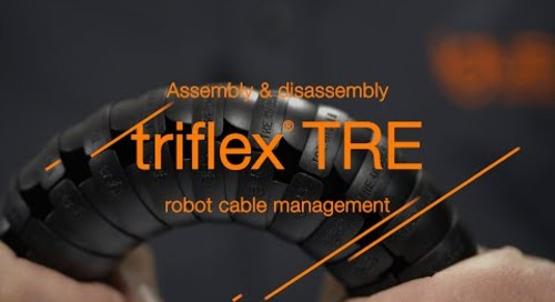 Assembly & disassembly - triflex® TRE