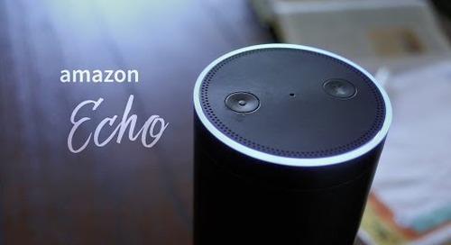 Small Catechism App on the Amazon Echo