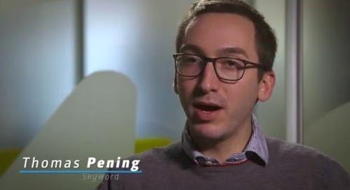 Pressure – Thomas Pening, Skyword, Video #4