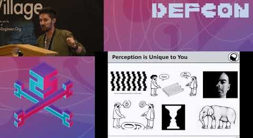 DEF CON 25 SE Village - John Nye -The Human Factor  Why Are We So Bad at Security