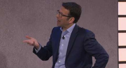 Microsoft Business Forward London 2017 keynote | Judson Althoff on value of digital transformation