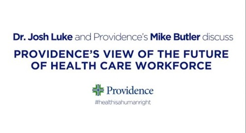 The future of the health care workforce with Mike Butler