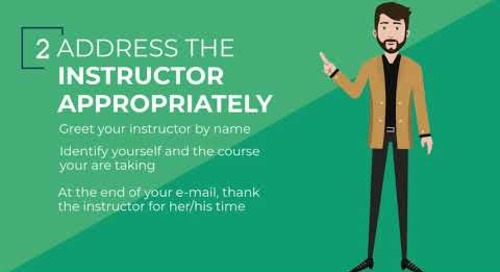 5 tips for e mailing your online instructors