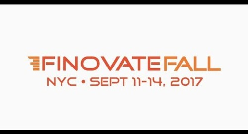 Envestnet | Yodlee Demo at Finovate Fall 2017