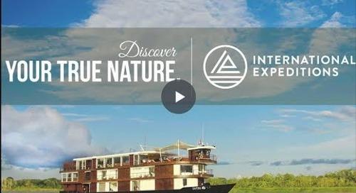 Webinar: Preview IE's 2018 Amazon River Cruises