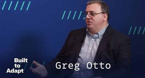 Greg Otto, Comcast | From Back-office to Business Force
