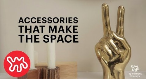 House Tour Highlights: Accessories That Make The Space