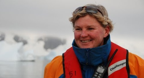 Meet Quark Expedition Leader Cheli Larsen