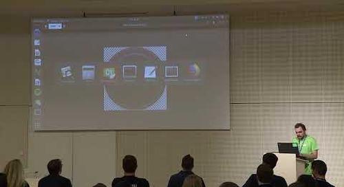 QtWS18 – Optimizing Image Assets in Qt Applications by Michael Winkelmann, The Qt Company
