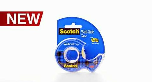 Scotch® Wall Safe Tape