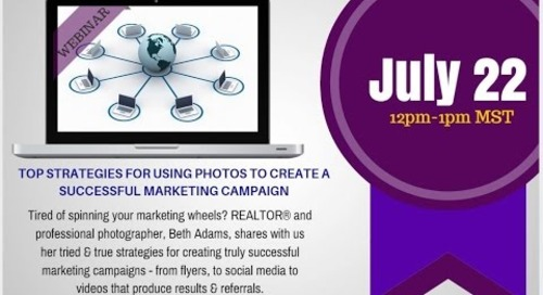 Strategic Marketing with Photos 7.22.2015