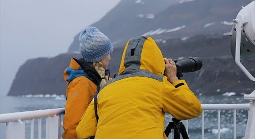 In Search of the True Expedition Spirit in Greenland