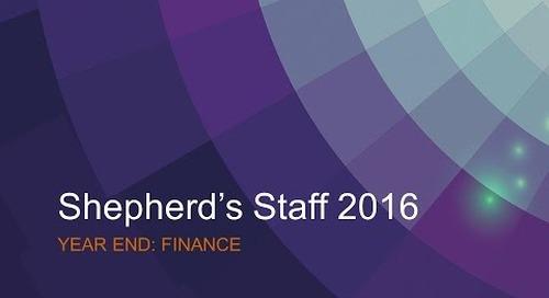 Shepherd's Staff - Finance - Year-End Process