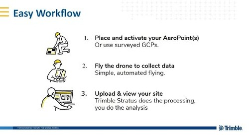 Trimble Stratus Webinar - Introduction to Trimble Stratus
