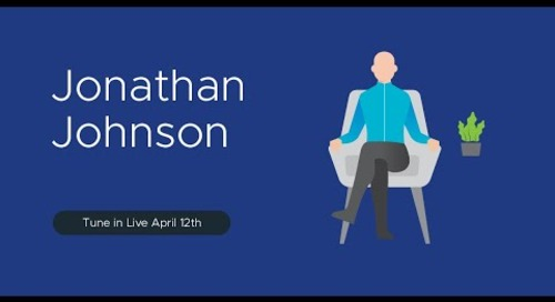 Tanzu TV - Between Chair and Keyboard - The one with Jonathan Johnson