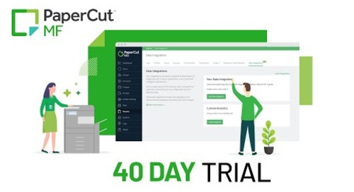 PaperCut MF Free Trial | ACDI