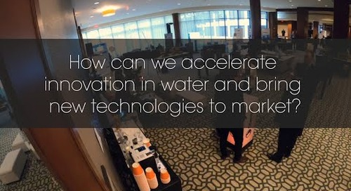 Thoughts from the American Water Summit - Innovation
