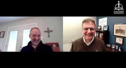 Sharing God's Great Work in Lutheran Schools with Tom Wrege