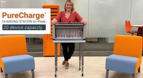 Bretford: PureCharge Station®  for iPads