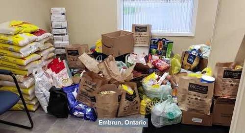 Drive Away Hunger Photos 2019 | BDO Canada