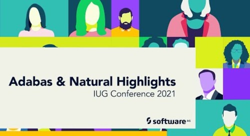 Adabas & Natural Session Highlights   IUG Conference 2021