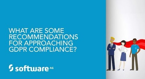 Episode 13: Some recommendations how companies should approach GDPR compliance?