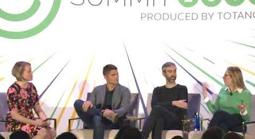 VP of CS Panel: Proving Our Customer Success Impact - Customer Success Summit 2018