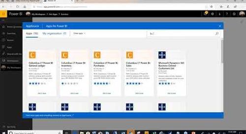 Q&A Series: How do I load data into Microsoft Power BI