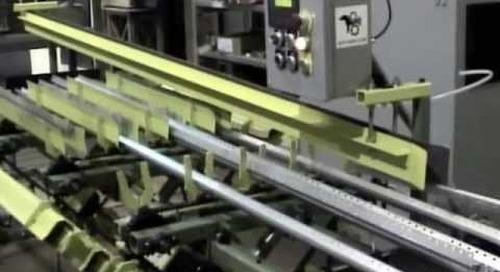 Samco Machinery Cornerbead Nester