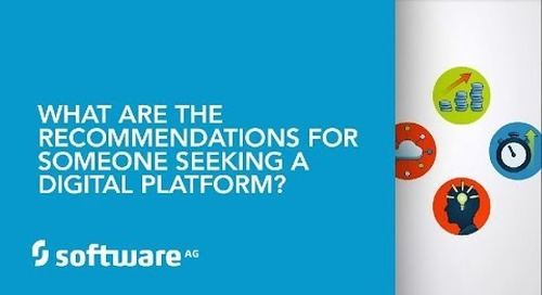 What are the recommendations for someone seeking a digital platform?